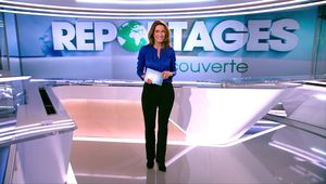 Anne-Claire Coudray JT 13H TF1 le 23.09.2017