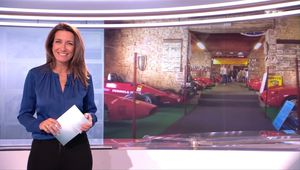 Anne-Claire Coudray Reportages TF1 le 15.10.2017
