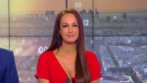 Alexandra Blanc Météo CNews le 17.10.2017