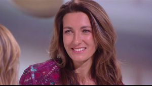 Anne-Claire Coudray Le Tube Canal+ le 21.10.2017