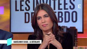 Emilie Tran Nguyen C l'Hebdo France 5 le 21.10.2017