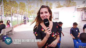 Marie Portolano Canal Football Club Canal+ le 22.10.2017