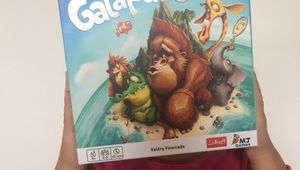 GALAPA GO : capture les animaux mutants (Concours Inside)