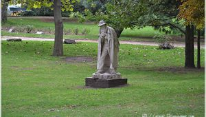 Le Square des Poètes, Jardin des Serres d'Auteuil