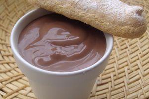 Danette au Chocolat Maison...