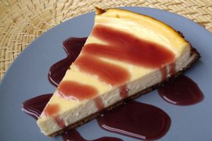 Cheesecake nature