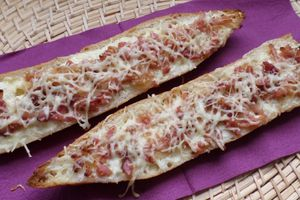Baguettines version Flamenkuch
