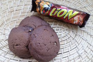 Cookies aux Lion®