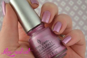 Astro hot - China Glaze