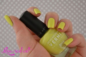 My extrem vernis Bright yellow - Beautynails