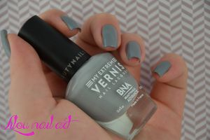 My extrem vernis Holy Smoke - Beautynails