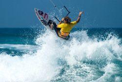 Cabarete, paradiso del kiteboarding