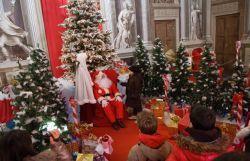 E' in Piemonte il magico paese di Natale