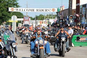 Sturgis, il paradiso dei riders è in South Dakota