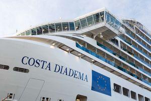 Costa Diadema, Regina del Mediterraneo e del divertimento