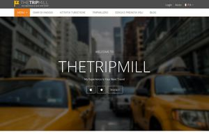 The TripMill, il nuovo social network di viaggi