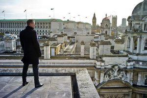 A Londra sulle orme di Bond, James Bond