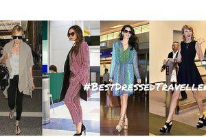 Stili e outfits (da copiare) delle top 10 Best Dressed Travellers