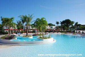 La nuova Oasi Zen solo per adulti del Club Med Punta Cana