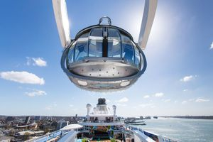 Saliamo a bordo di Ovation of the Seas, la smartship di Royal Caribbean International