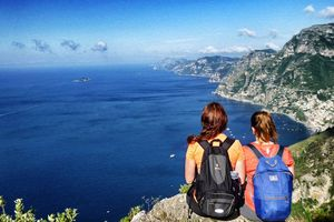 Amalfi, trekking panoramico sul Sentiero degli Dei