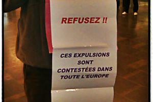 On expulse toujours en France.