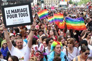 MARIAGE, ADOPTION, FILIATION, PMA : MAINTENANT ! POUR L'ÉGALITÉ, CONTRE L'HOMOPHOBIE