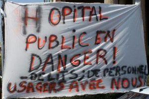 L'étranglement financier de l'hôpital public continue