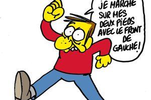 Marche citoyenne pour la 6éme république...Tous à Paris!