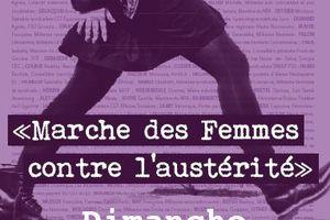9 juin : marche des femmes contre l'austérité