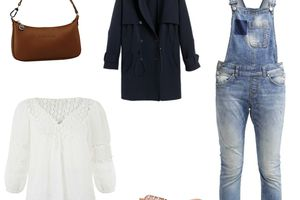 Look de la semaine : Salopette and the city