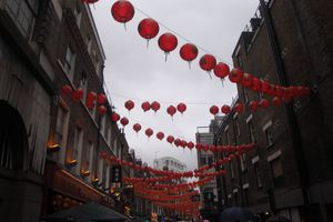 Chinese New Year made in London