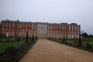 Hampton Court Palace - part 2
