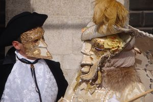 Saint Valentin à Venice