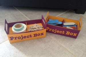 Des Project Box