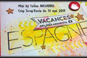 Les visuels de l'atelier du dimanche 31 mai 2015 animé par Céline Navarro