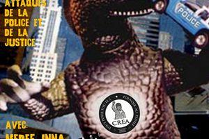 Toulouse : concert en soutien à la caisse noire de la CREA