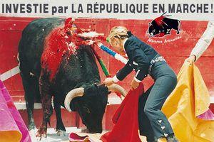 Marie Sara, tueuse de taureaux, bientôt députée, la honte en marche !!!!!