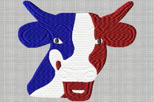 vache française