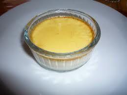Petites crèmes express au citron au thermomix