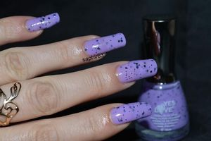 vernis yes love parme graffiti - kristal beauté