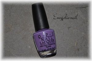 OPI - A Grape Fit !