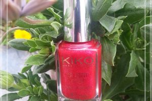 Kiko - 453 Cherry Red ( Collection Sugar Mat)