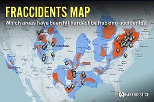 Vous pouvez craindre l'exploitation des gaz non conventionnels par facturation hydraulique, car même la terre en tremble !