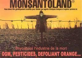 Compagnies qui utilisent les produits de Monsanto