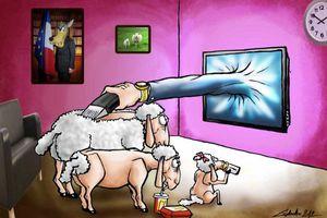 Petit rappel de la situation actuelle par Benji pour Les Moutons Enragés