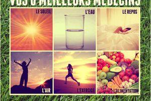 Contrer le Cancer  : Liste des aliments alcalinisants