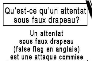 False-flag du 14 Juillet ...