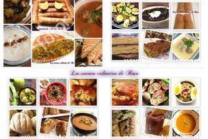 Idées de menus pour le ramadan