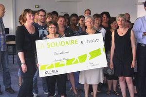 Élan de solidarité à travers « la Solidaire »